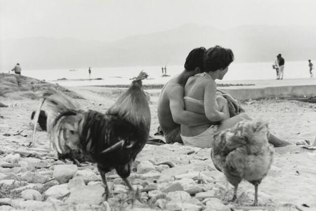 Сен-Тропе, 1960. Фотограф Анри Картье-Брессон