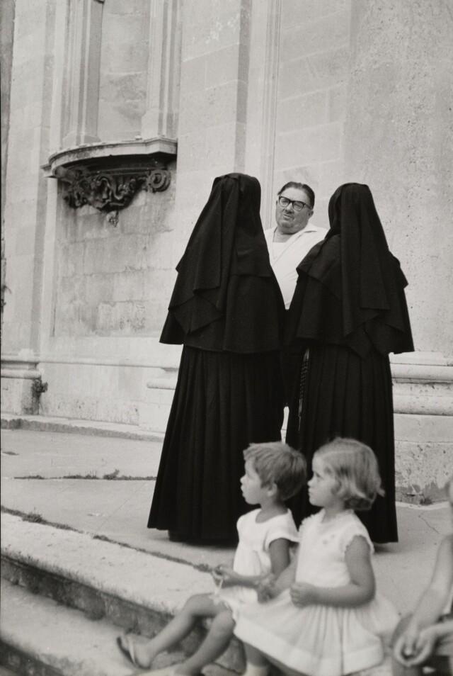 Югославия, 1965. Фотограф Анри Картье-Брессон