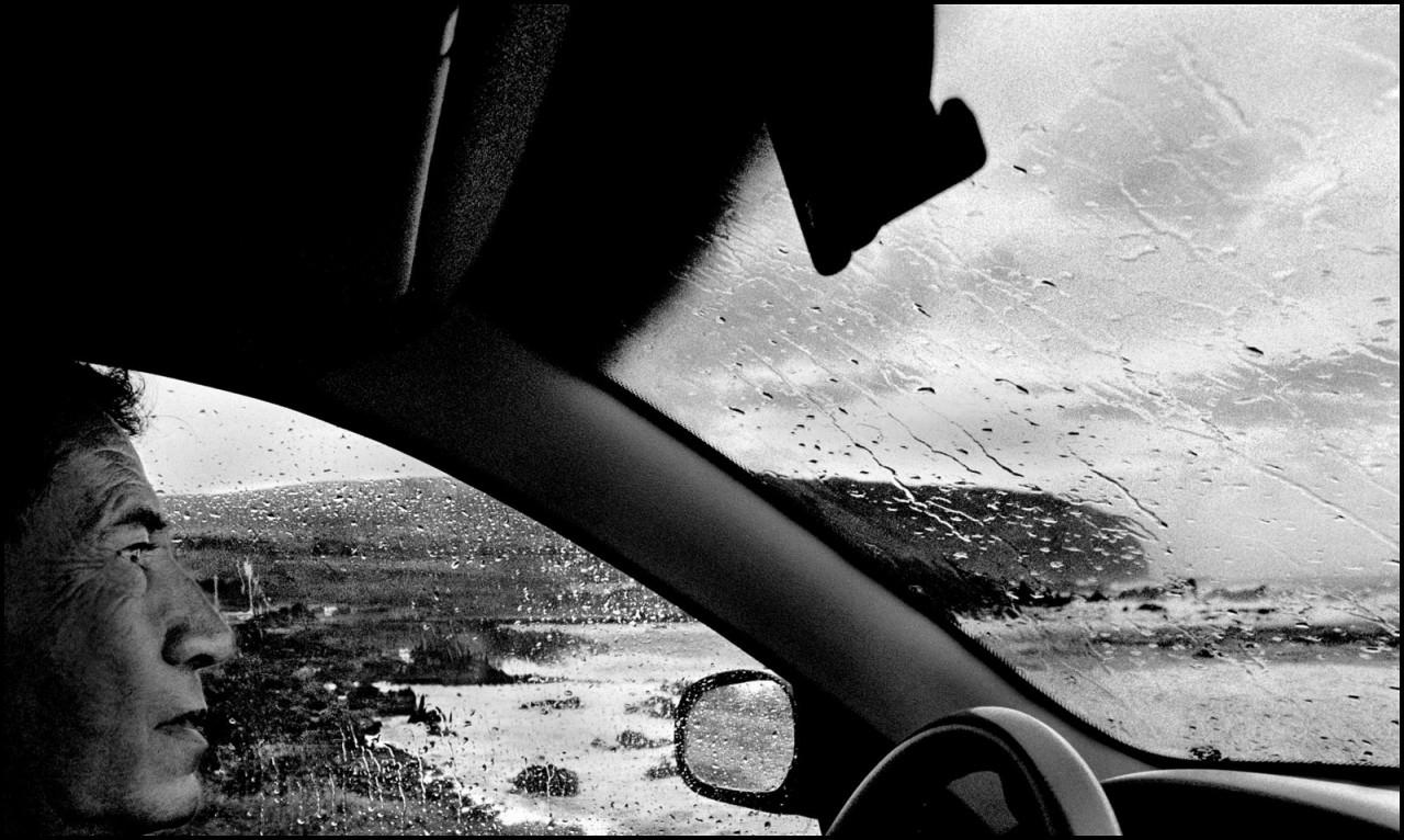 Зимний шторм. Остров Пасхи, Чили, 2003. Джефф Уайденер