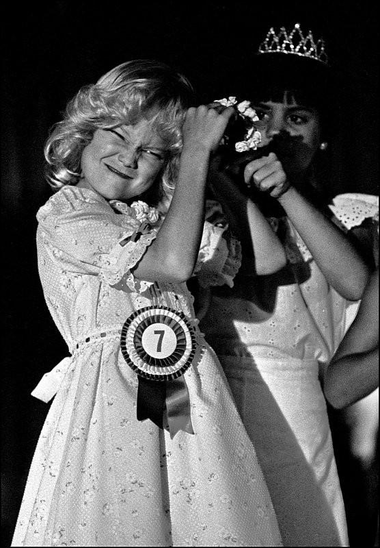Конкурс красоты в Эвансвилле, Индиана, 1981. Джефф Уайденер