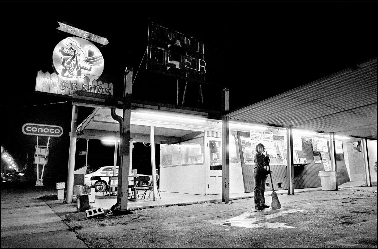 Эвансвилл, Индиана, США, 1981. Джефф Уайденер