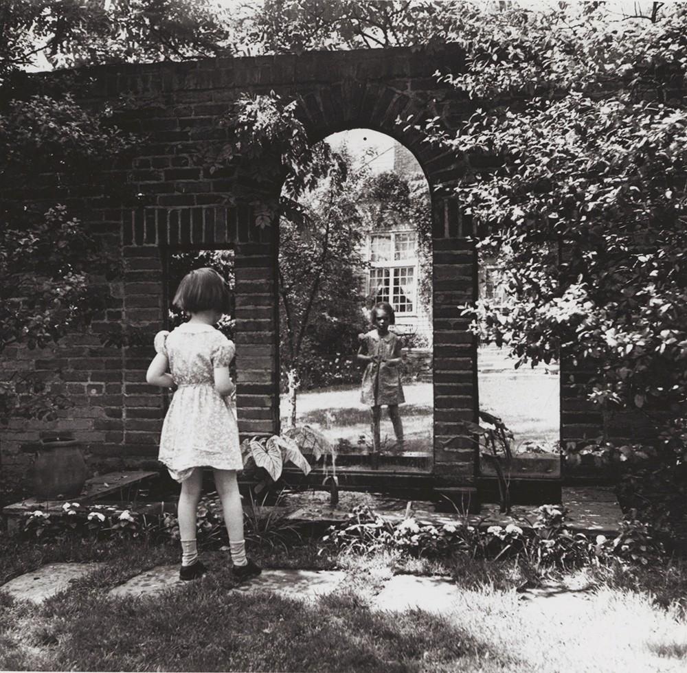 Садовая стена, Джорджтаун. Уолтер Сандерс