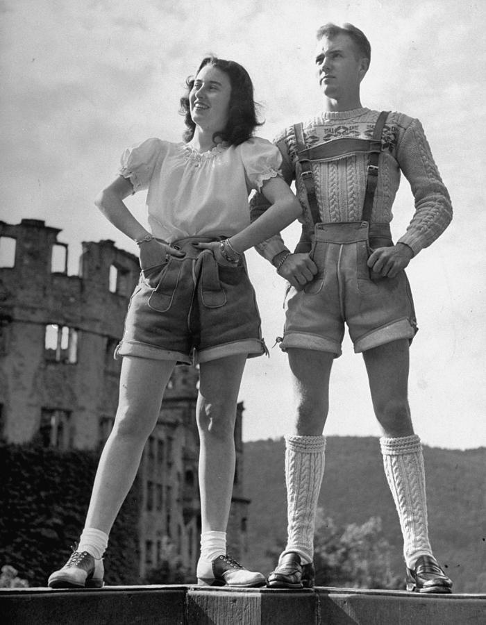 Фотография американских студентов попала на обложку LIFE в июле 1947. Уолтер Сандерс