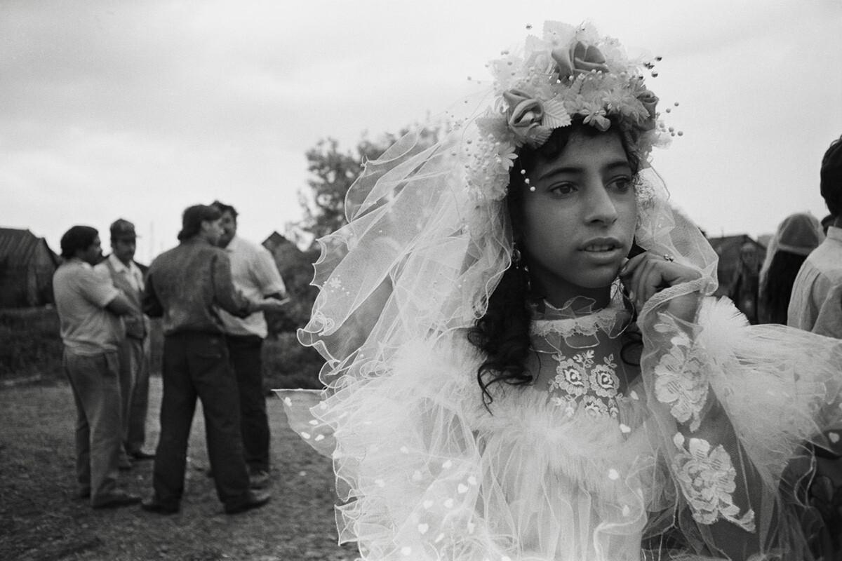 Одесса, 1992 год. Фотограф Ляля Кузнецова