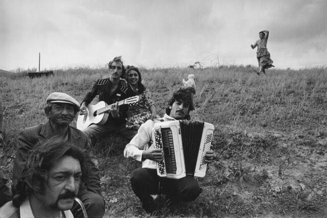 Уральский цикл, 1987 год. Фотограф Ляля Кузнецова
