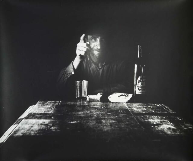 Назидание, 1965. Фотограф Борис Михалевкин