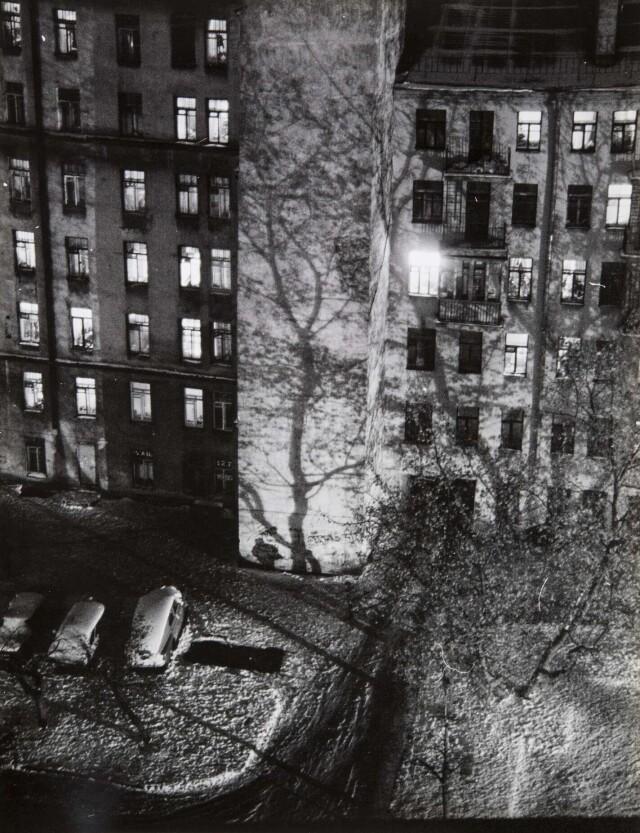 Питерские коммуналки, 2002. Фотограф Борис Михалевкин
