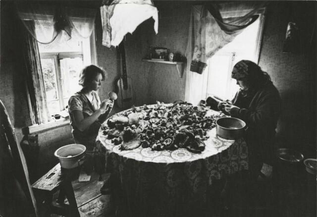 Август, 1973. Фотограф Борис Михалевкин