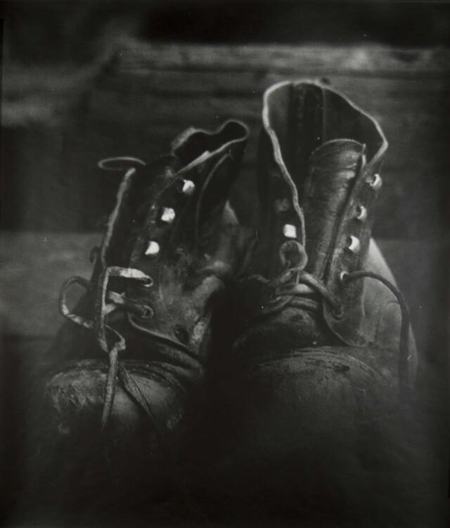 В конце пути, 1966. Фотограф Борис Михалевкин