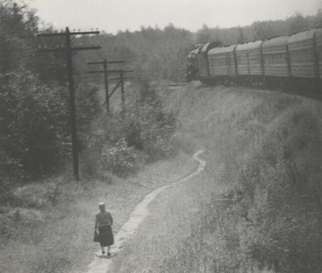 Ветер странствий, 1964. Фотограф Борис Михалевкин