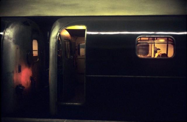 Лондон-Ватерлоо, 1980-е. Боб Маззер