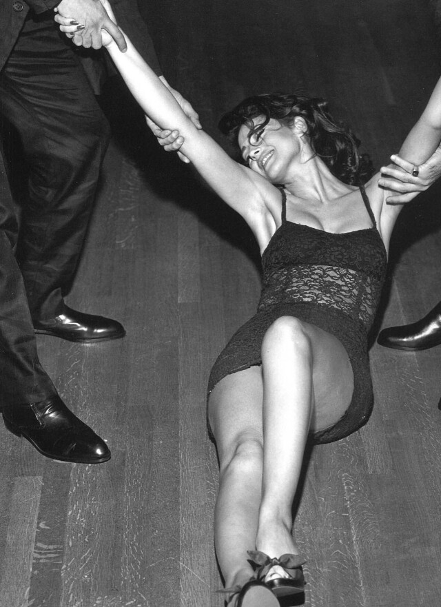 Для Dolce and Gabbana, 1992. Фотограф Стивен Майзель