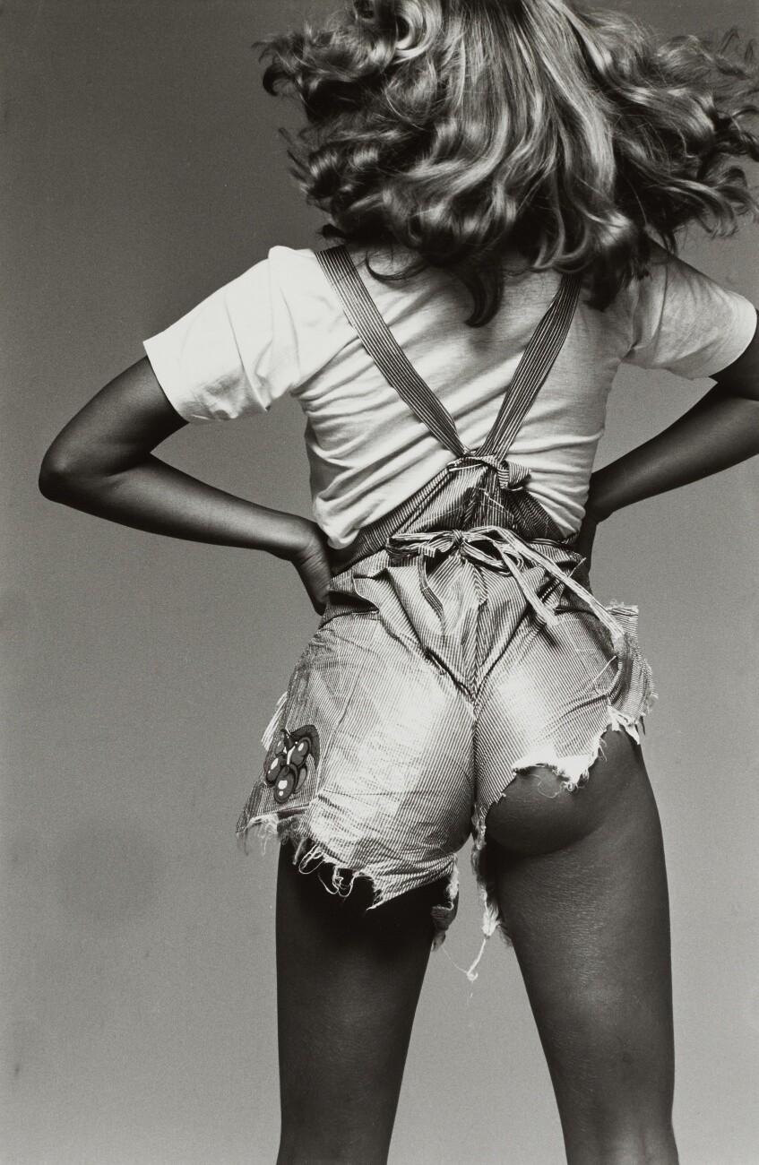 Зигги Беккер, 1976. Фотограф Вернер Бокельберг
