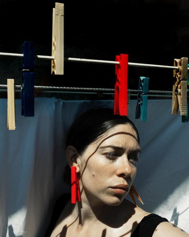 Агнес. Фотограф Джек Дэвисон