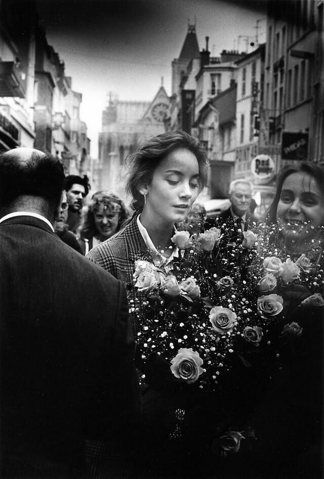 Сен-Дени, 27 июня 1987 года. Фотограф Робер Дуано
