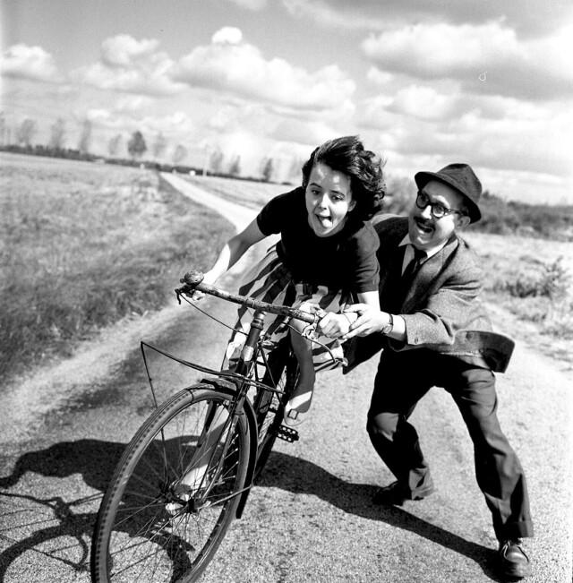 Робер Дуано: из Парижа с маленькими радостями, юмором и романтикой