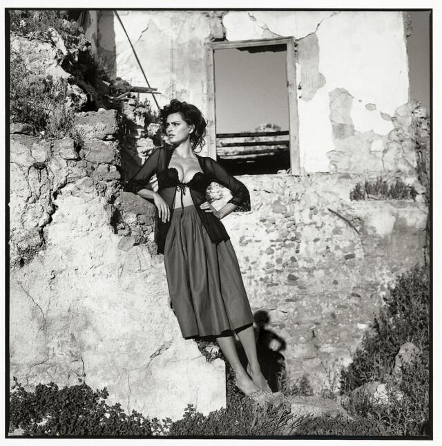 Из серии «Сицилийское приключение». Фотограф Мишель Перез
