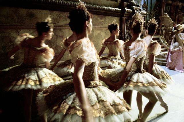 Жерар Юфера: чарующие закулисье театра, моды и простой жизни