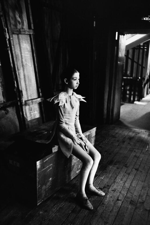 Серия «Призрак оперы II». Фотограф Жерар Юфера