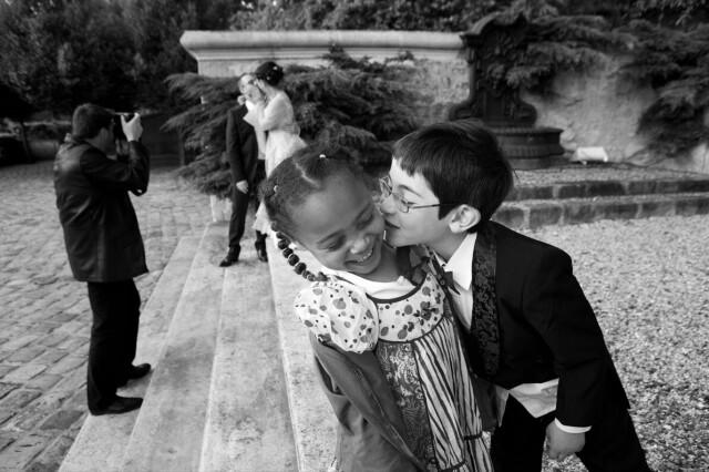 Серия «Париж любви». Фотограф Жерар Юфера