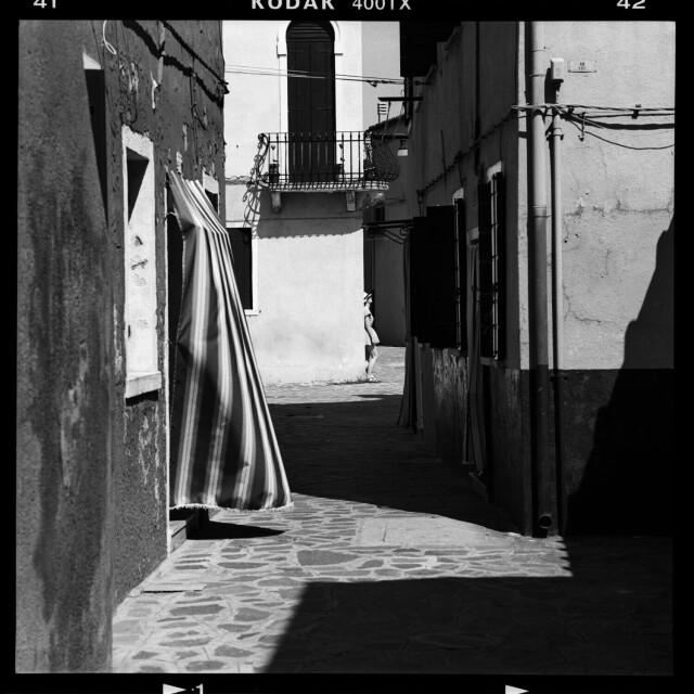 Бурано, Италия, 2018. Фотограф Сирил Дрюар