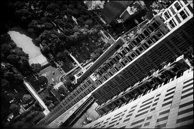 Токио, Япония, 2002. Фотограф Сирил Дрюар