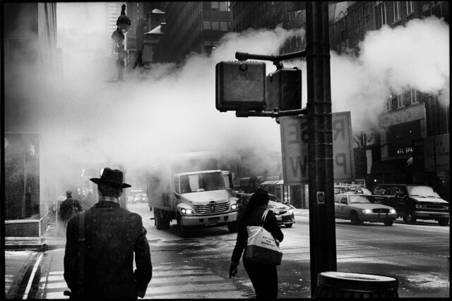 Пешеходы. Фотограф Сирил Дрюар