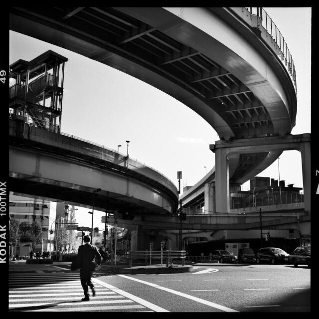 Токио, Япония, 2011. Фотограф Сирил Дрюар