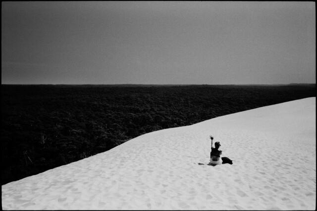 Дюна Пила, Франция, 2016. Фотограф Сирил Дрюар