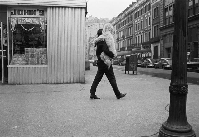 Нью-Йорк, 1965. Фотограф Джоэл Мейеровиц