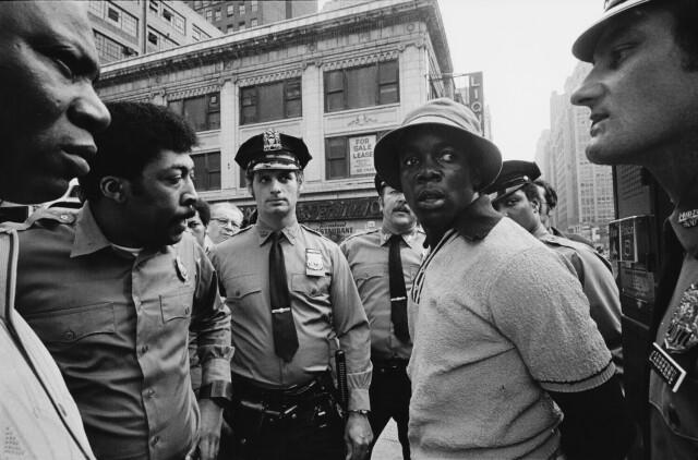 «Уличные копы» Джилл Фридман – будни полицейских Нью-Йорка в лихие 1970-80-е
