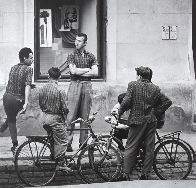 Время действовать, 1966. Фотограф Иржи Вшетечка