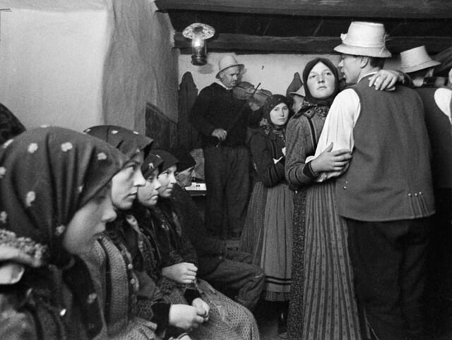 Крестьянская культура, досуг и быт в трансильванской деревне