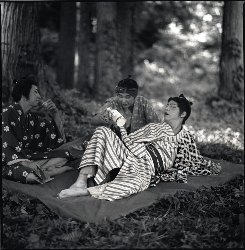 Кайдан: истории и сведения о странных вещах. Сон Акиносуке. Хироси Ватанабэ