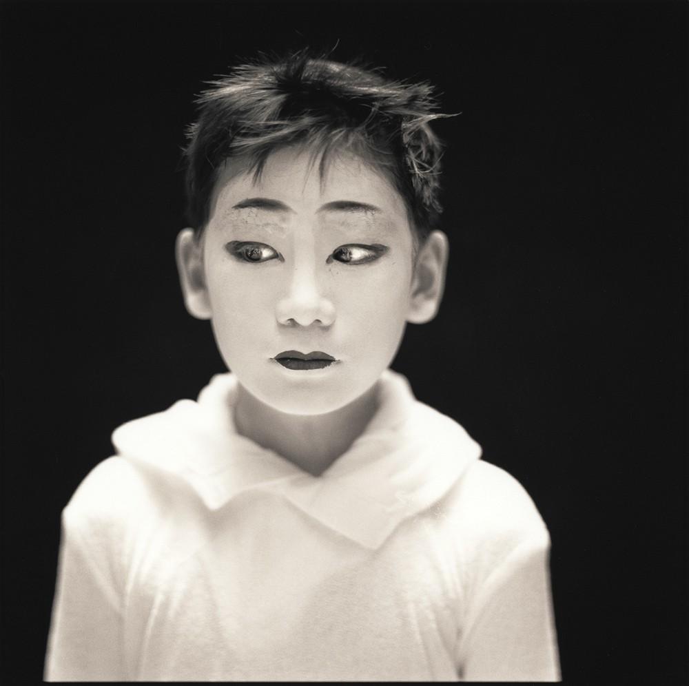 Актёры кабуки. ГакуТада. Хироси Ватанабэ