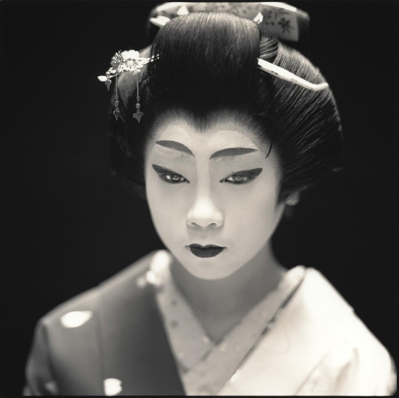 Актёры кабуки. Азуса Тукамото. Хироси Ватанабэ