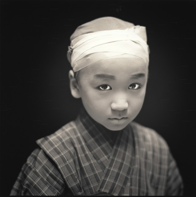 Актёры кабуки. Икки Тада. Хироси Ватанабэ