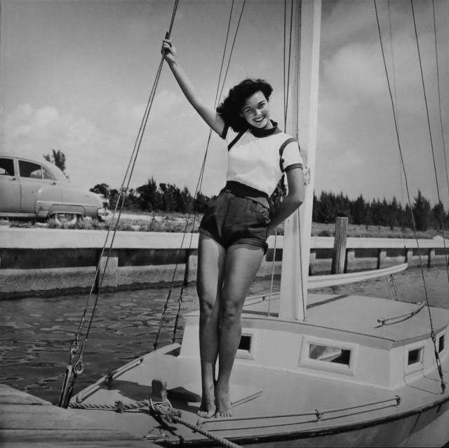 Джеки Уокер, 1954. Банни Йеджер