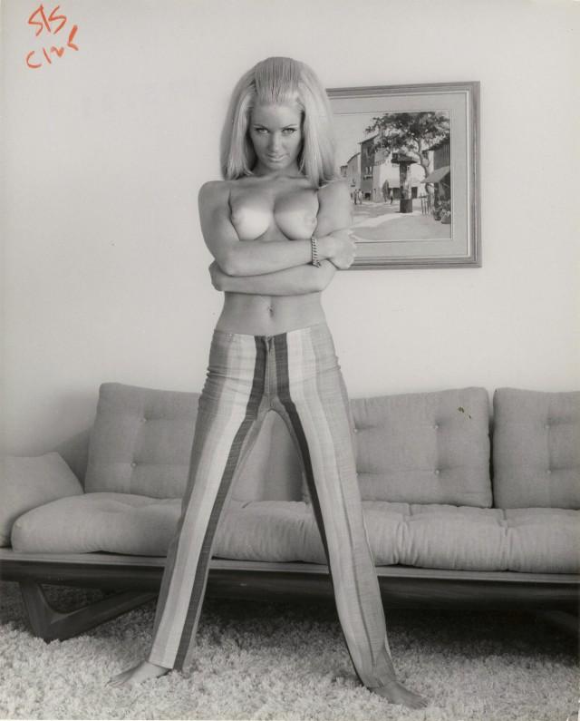 Динни Саттон, 1960-е. Банни Йеджер (4)