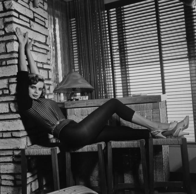 Кэрол Жан Лауритцен, 1955. Банни Йеджер