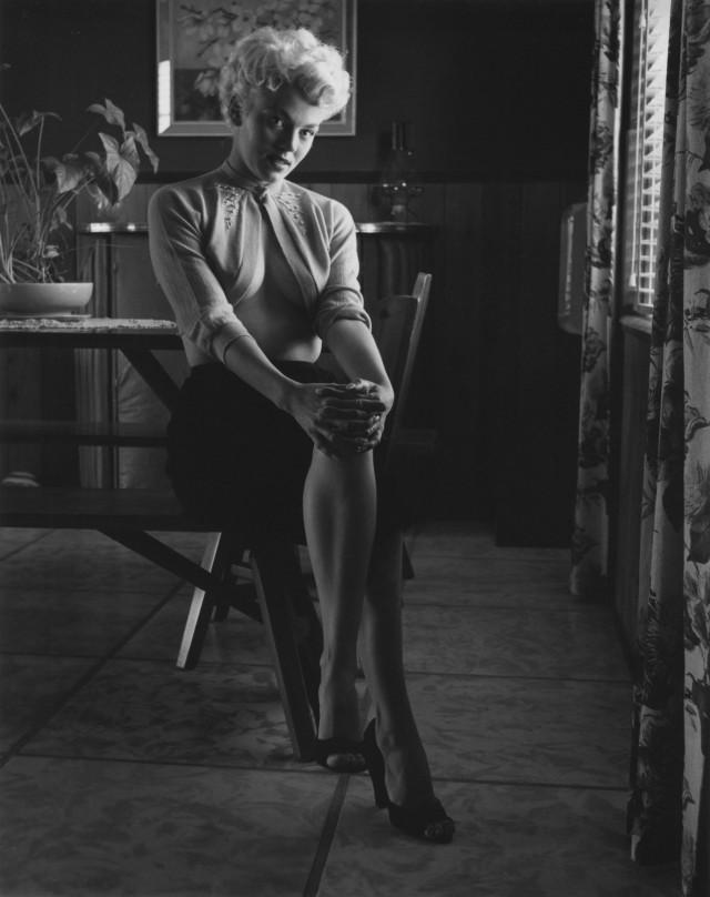 Мария Стингер, 1955. Банни Йеджер (1)