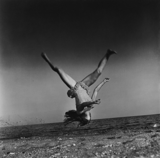 Элейн Деминг, 1955. Банни Йеджер