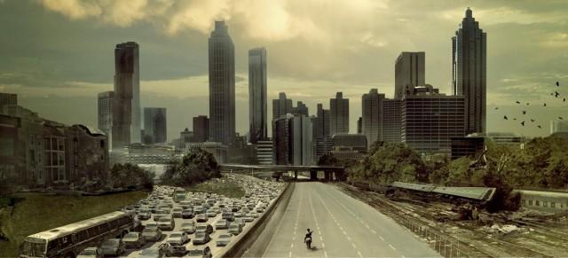 Лучшие сериалы про зомби, постапокалипсис и выживание