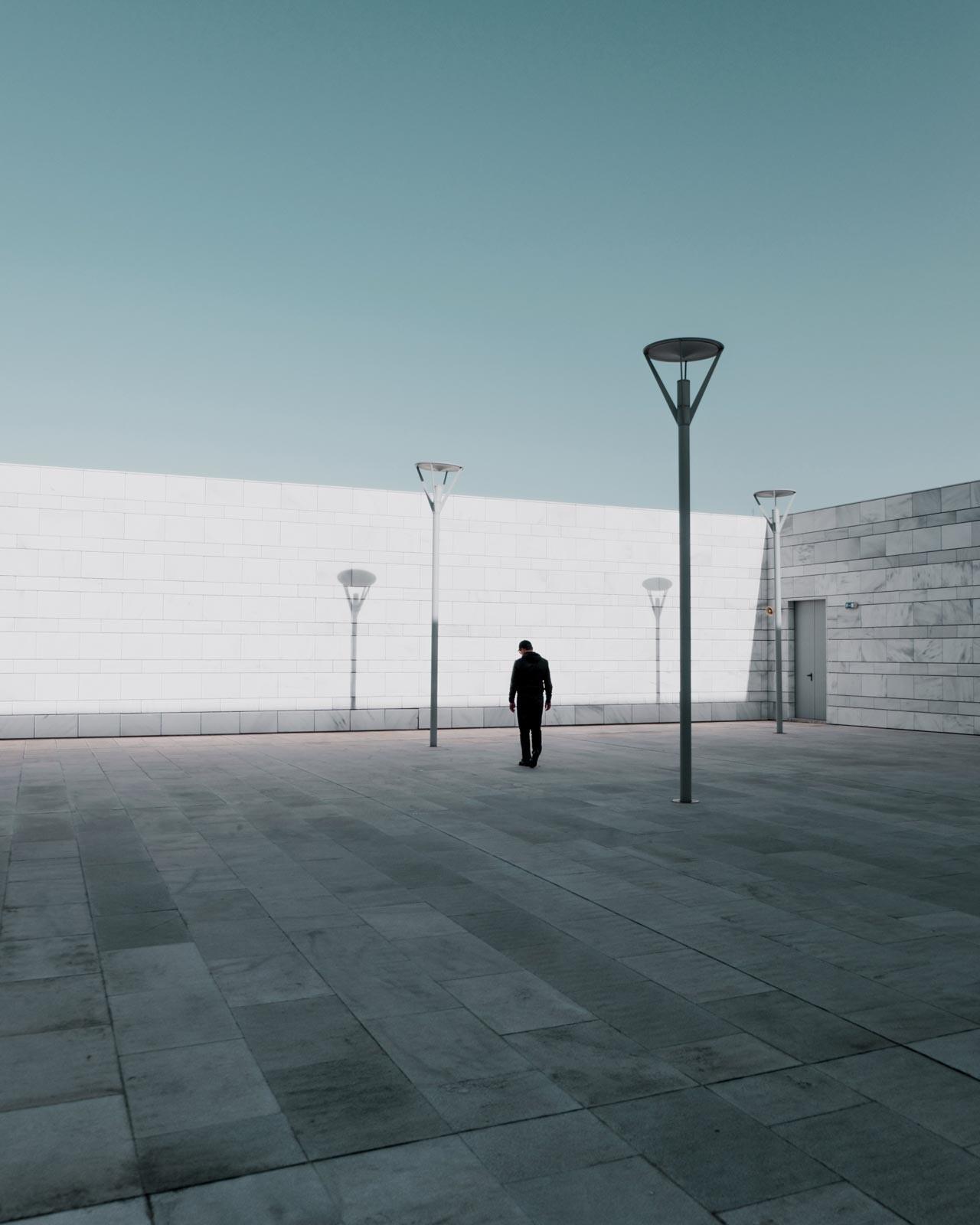 Категория «Приверженец минимализма». Салоники, Греция. Автор Димитрис Михайлидис
