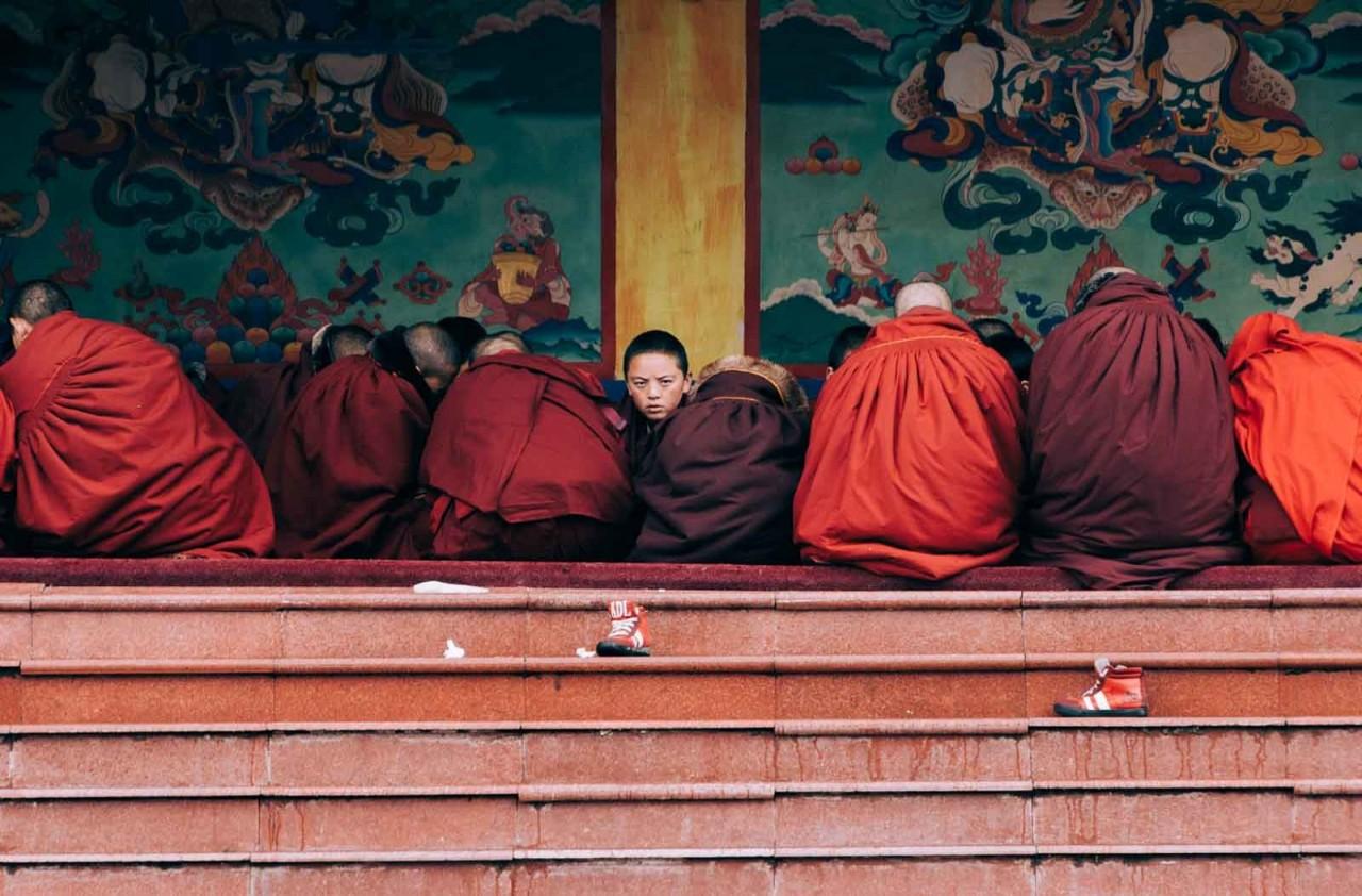Категория «Путешественник». Ларунг Гар, Китай. Автор Сандра Моранте