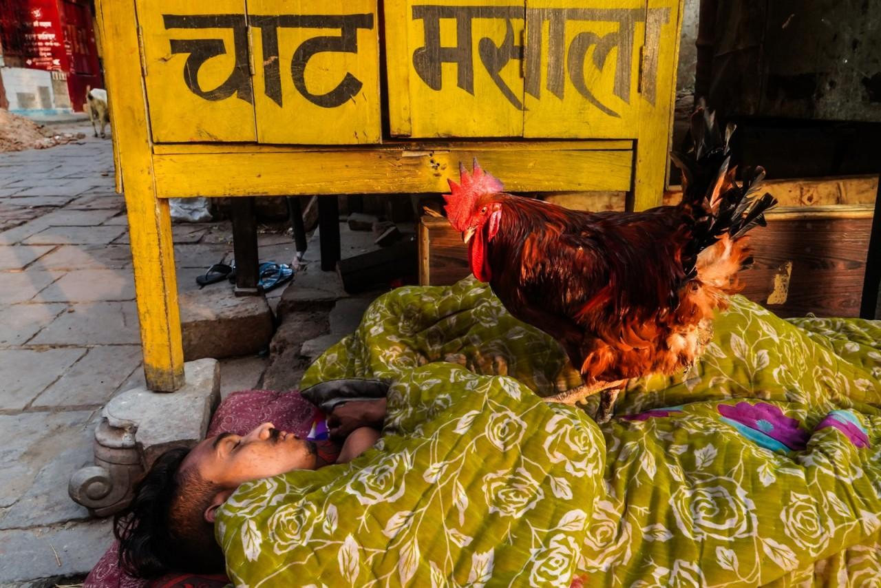 Категория «Уличный фотограф». Варанаси, Индия. Автор Мд Энамул Кабир