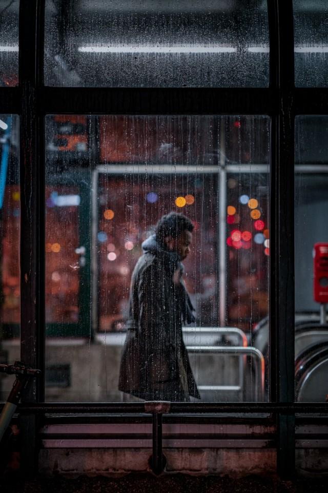 Категория «Уличный фотограф». Токио, Япония. Автор Гейл Юкните