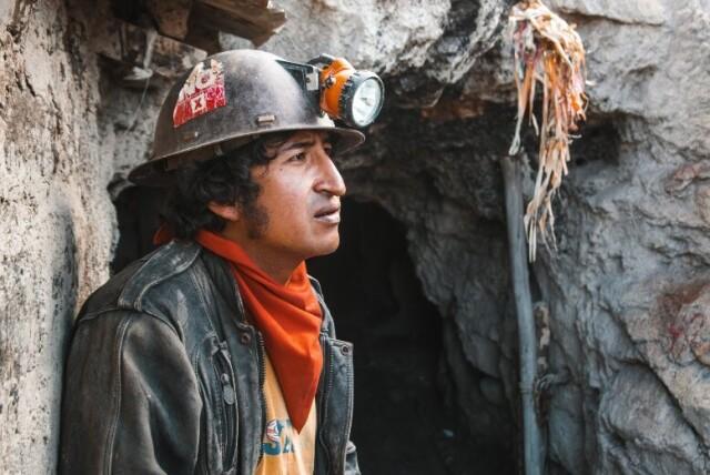 2 место в категории «Рассказчик», 2021. Педро на шахте в Потоси. Автор Фабиан Шмидлехнер