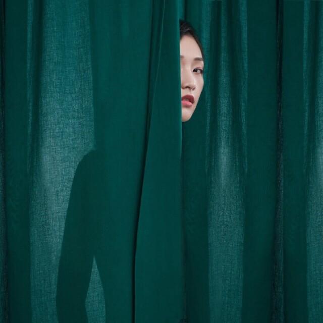 Финалист в категории «Портретист», 2021. Автор Катерина Теохариду
