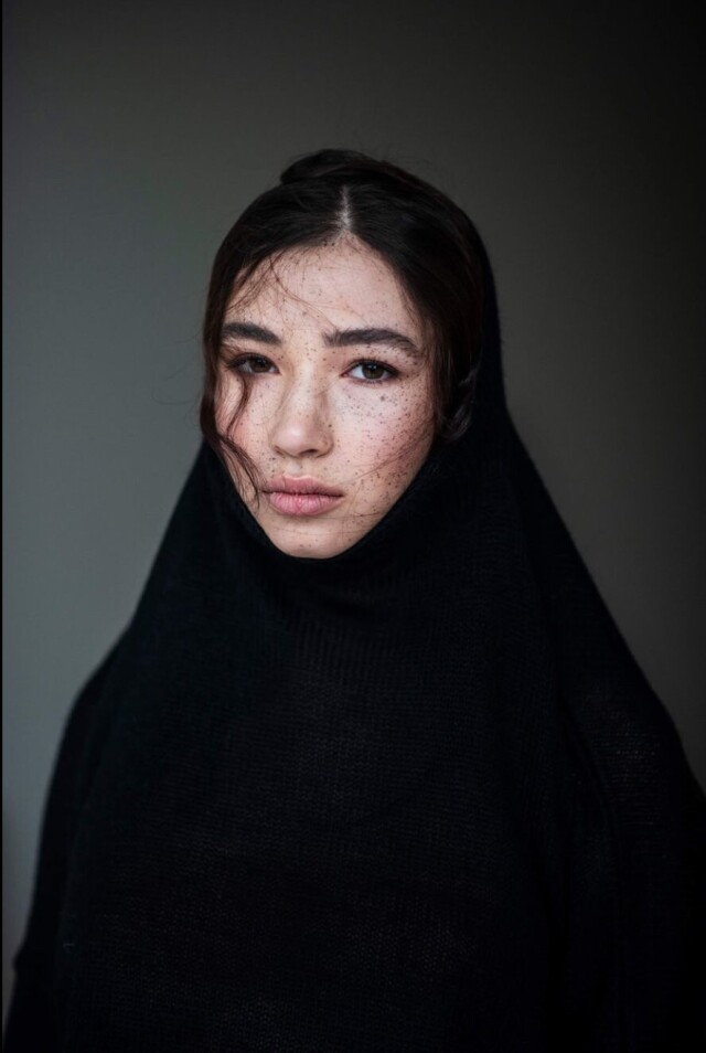 2 место в категории «Портретист», 2021. Автор Рута Кенставичюте